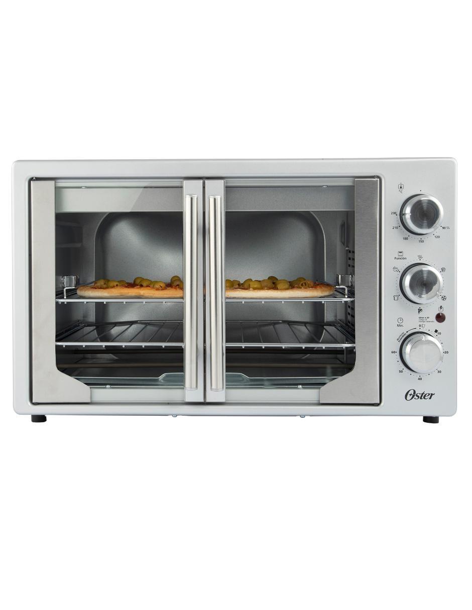 Oster tssttfdxly2803 horno el ctrico puerta francesa for Precios de hornos electricos pequenos